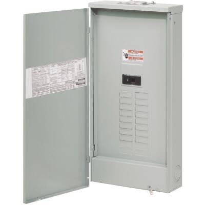 Eaton BR 200A 20-Space 40-Circuit Raintight Load Center